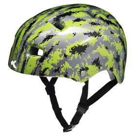KED Risco K-Star Helmet Green